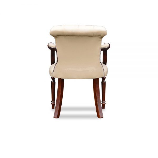 Admiral diner chair - shelly pebble