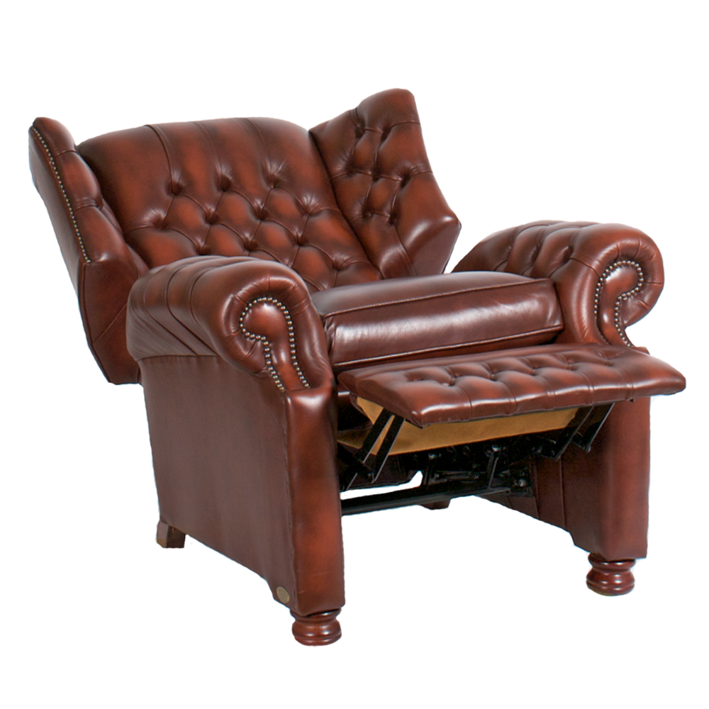 Chesterfield albany recliner springvale chesterfields - Traditionele fauteuil ...