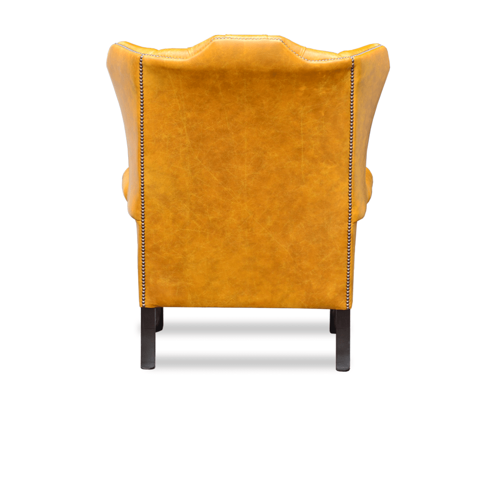 Chesterfield blenheim high chair springvale chesterfields - Traditionele fauteuil ...