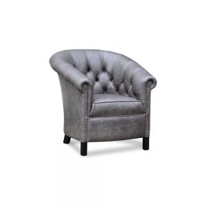 Byron tub chair - saloon grey