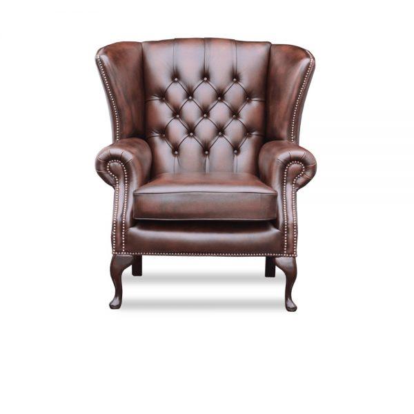 Colchester fauteuil - antique brown