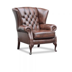Colchester fauteuil - antique brown