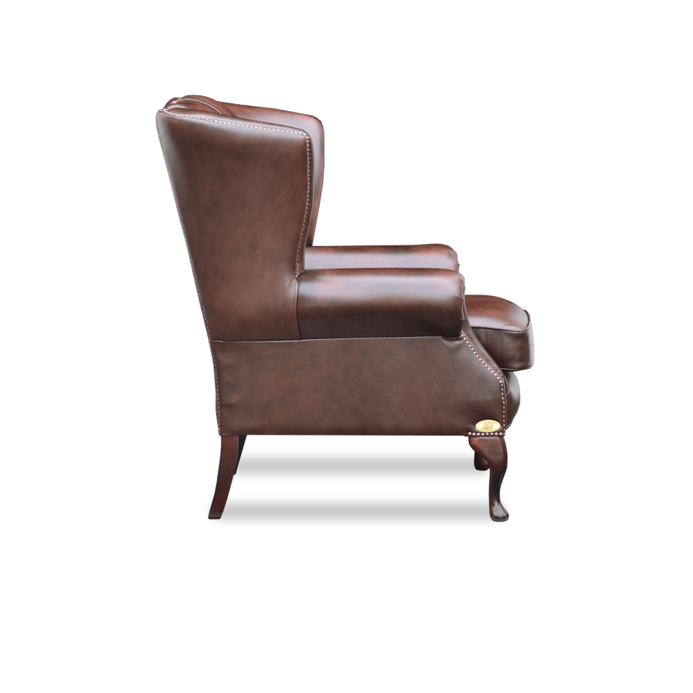 Chesterfield colchester fauteuil springvale chesterfields - Zeer comfortabele fauteuil ...