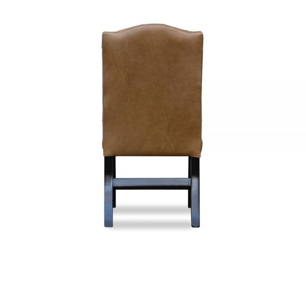 Gainsborough stand chair - old English olive