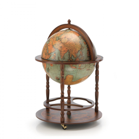 Globe Oceaan op wieltjes