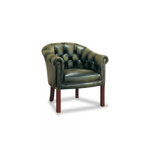 Lya chair - antique olive