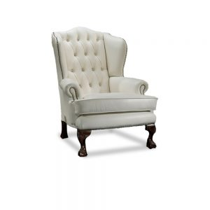 Prince William chair - vele winter white