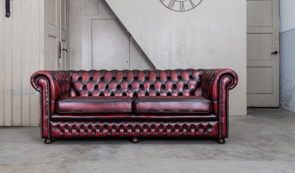 Rossendale 3 zits - antique red