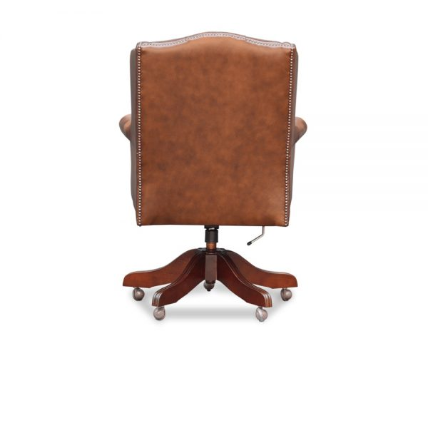 Sheraton t&s bureaustoel - antique autumn tan