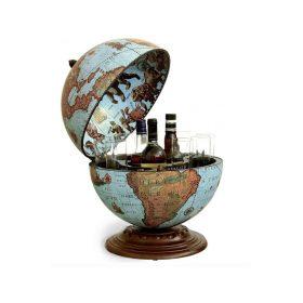 Globe Tafel Aqua