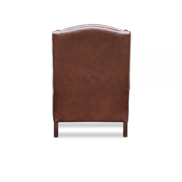 Dutch duke chair - antique autumn tan