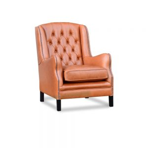 Duke chair - old English bruciato