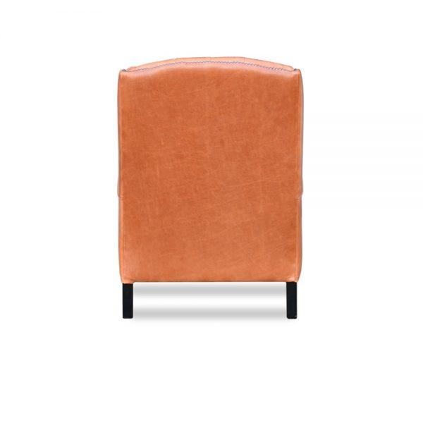 Duke chair - old English bruciato