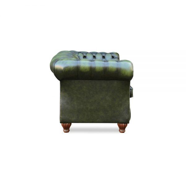Herne bay 3 zits - antique green