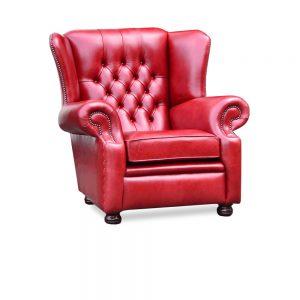Albany fauteuil - matera merlot