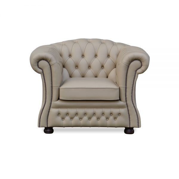 Blenheim fauteuil - shelly dark beige