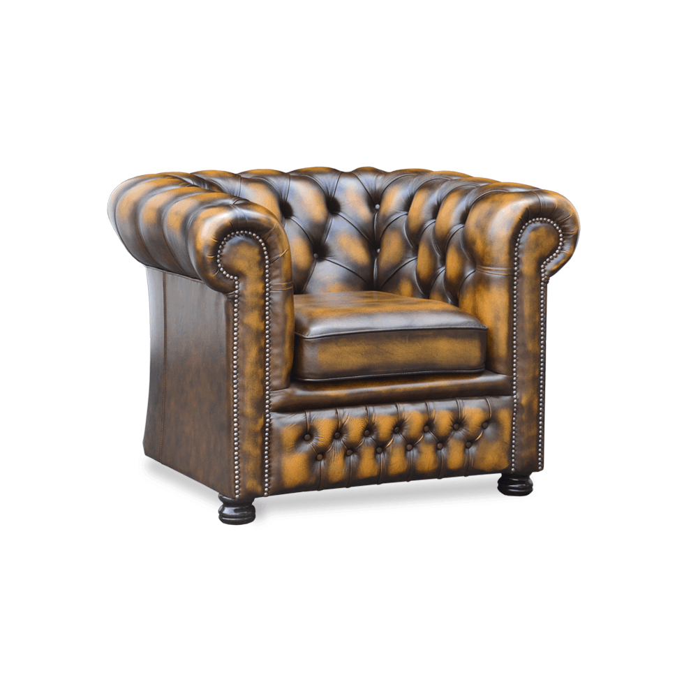 Burnley fauteuil springvale chesterfields - Traditionele fauteuil ...