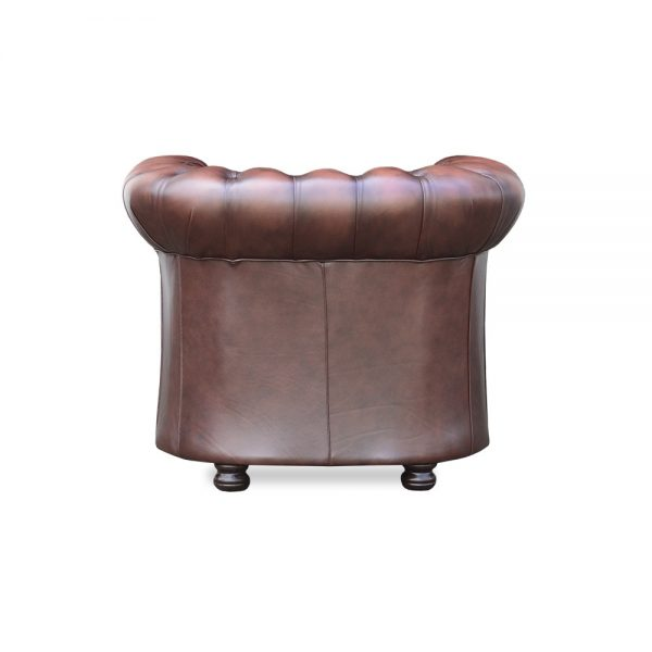 Burnley fauteuil - antique chestnut