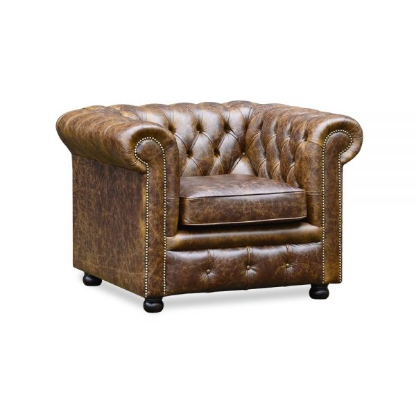 Glenwood fauteuil - faeda truffle