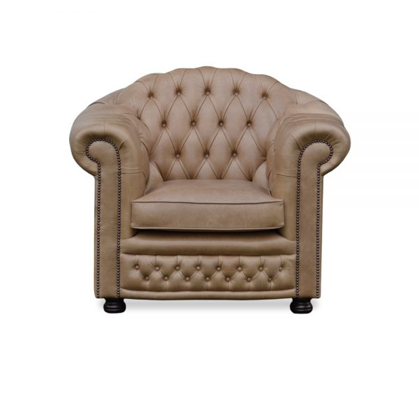 Nottingham fauteuil - old English olive