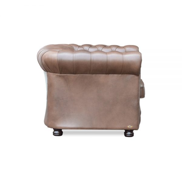 Rossendale fauteuil - hulshoff leather