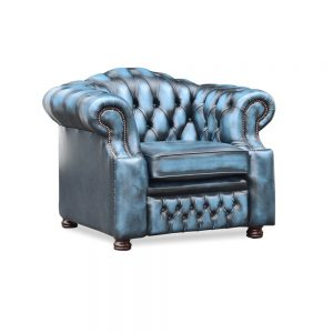 Westminster fauteuil - antique blue