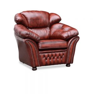 Charlotte fauteuil - antique light rust