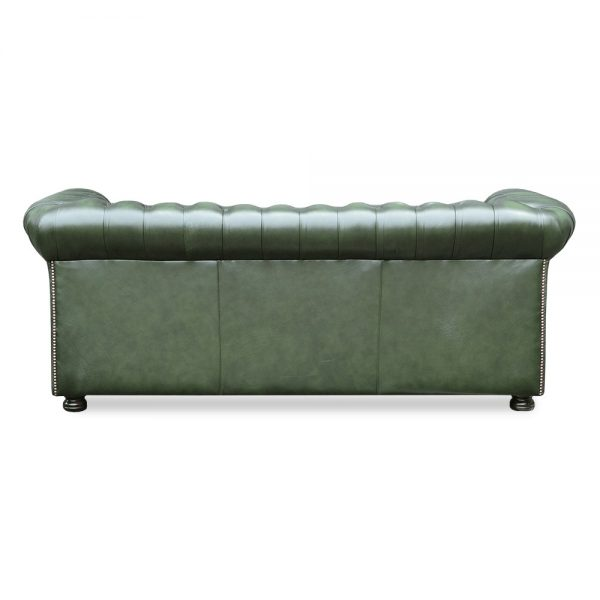 Glenwood 3 zits - antique green