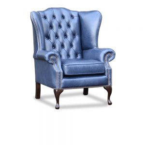 Blenheim high chair - old English ocean