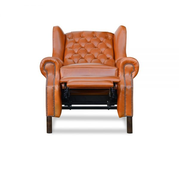 Hampton recliner - Newcastle spice