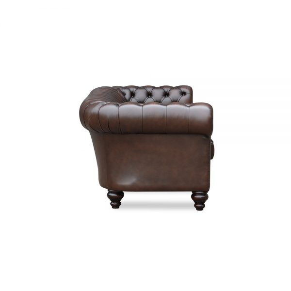 Yorkshire 3,5 zits - antique brown