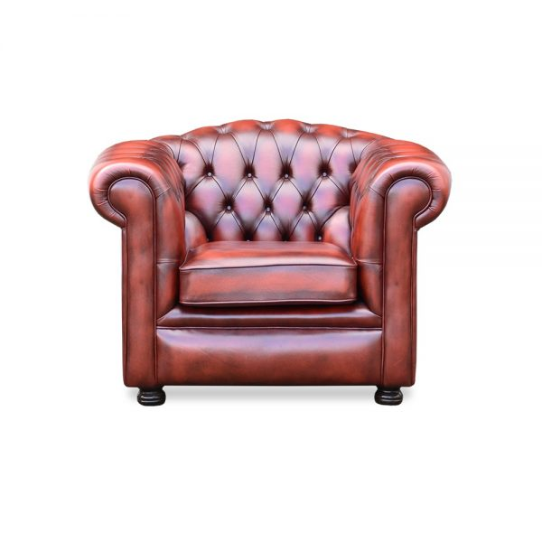 Blendale fauteuil - antique light rust