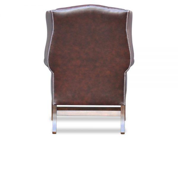 Yorkshire high chair - antique dark rust