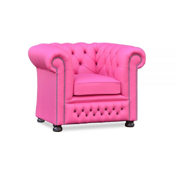 Burnley fauteuil - cerise birch