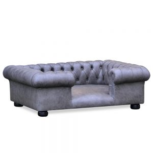 Doggy sofa - saloon grey
