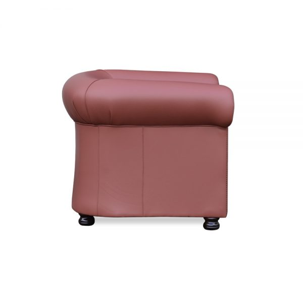 Burnley plain fauteuil - shelly woodburner